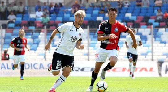 030218 Jaime Valdés Renato González Michael Lepe Colo Colo Antofagasta