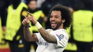 Marcelo Real Madrid PSG Champions League 14022018