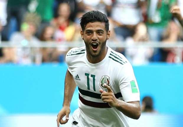 8e16aa92e Mexico World Cup  Why Carlos Vela s inspiring form should earn MLS ...