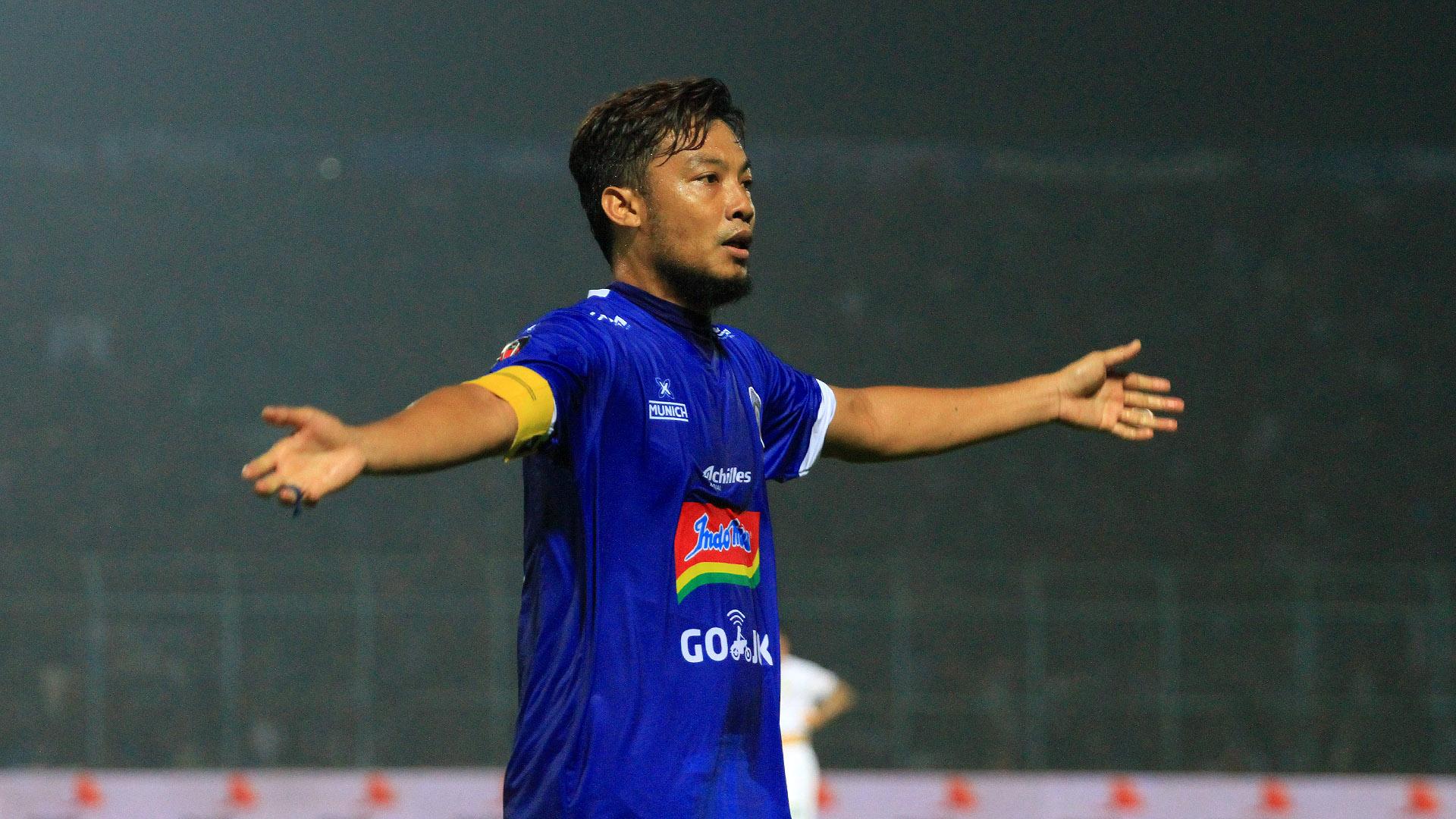 Hamka Hamzah Arema FC - Piala Presiden 2019