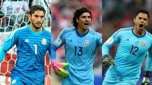 Porteros Selección Mexicana