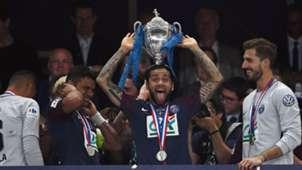 Dani Alves PSG champions Coupe de France 08052018