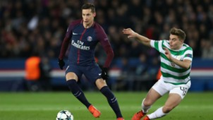 Julian Draxler PSG Celtic Champions League 22112017