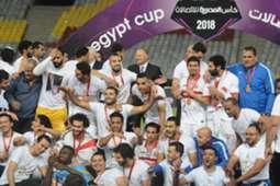 Zamalek Cup 2017-18