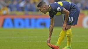 Ricardo Centurion Boca Juniors River Plate Superclasico Primera Division 14052017