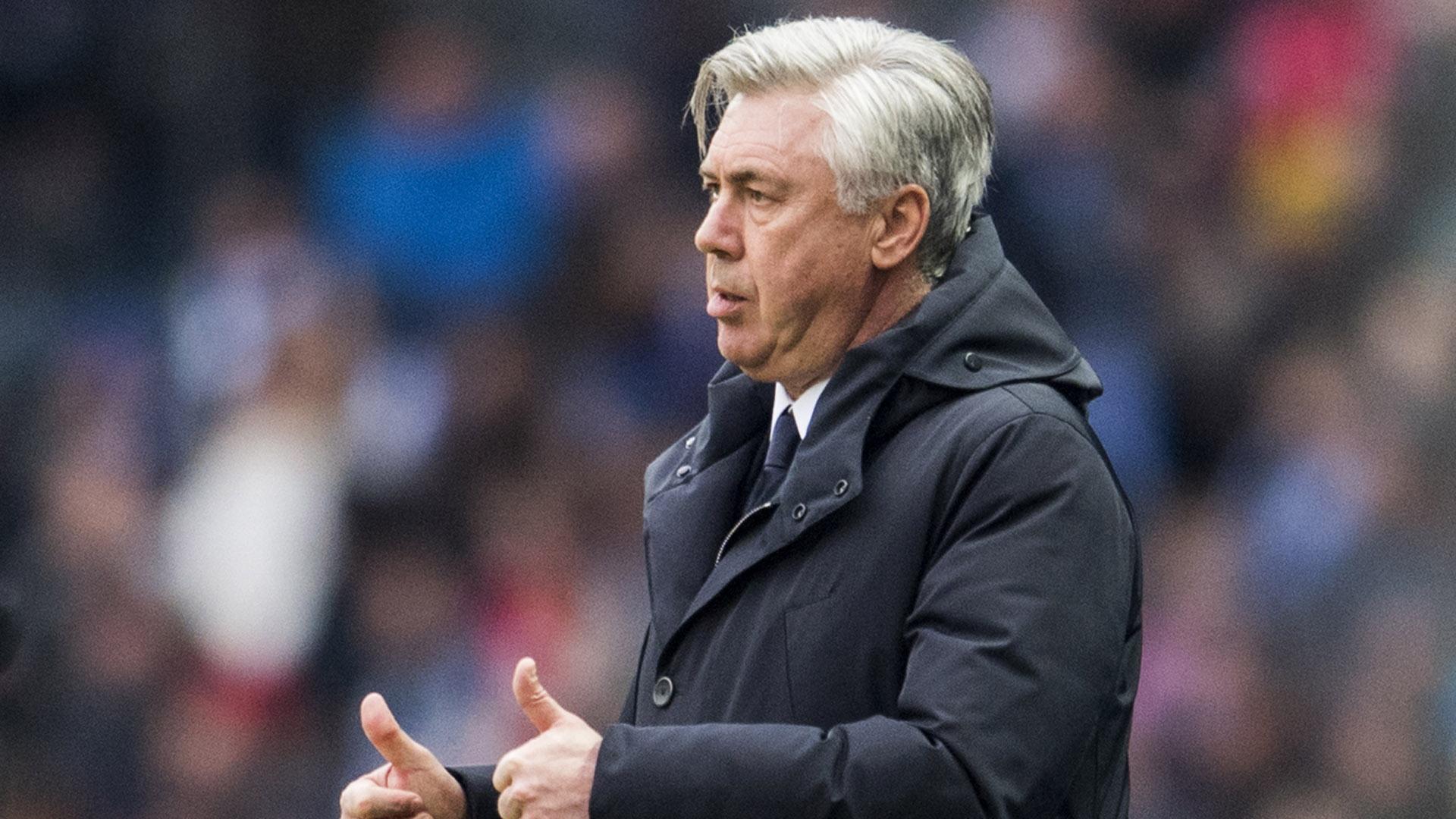Carlo Ancelotti esalta il mercato del Milan: