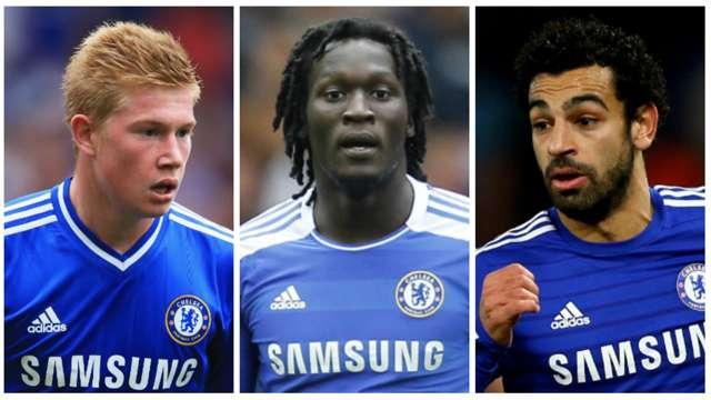 online retailer 576b3 1303e Chelsea transfer news: 'Mohamed Salah, Kevin De Bruyne and ...