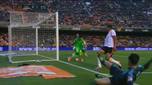 SCREENSHOT DIEGO ALVES VALENCIA REAL SOCIEDAD 04262017