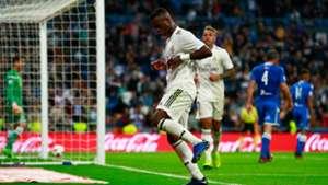2018-12-07 Vinicius Real Madrid