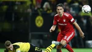 Mats Hummels Dortmund Bayern 10112018