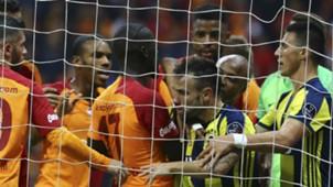 Galatasaray Fenerbahce Valbuena 110218