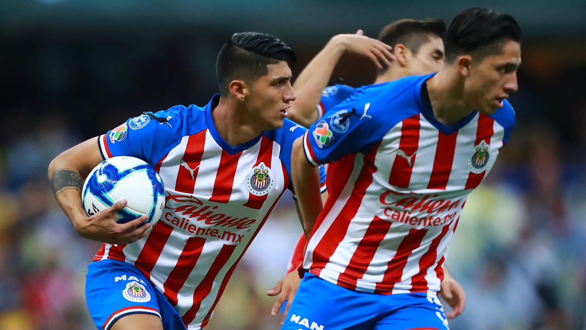 Alan Pulido Chivas Apertura 2019