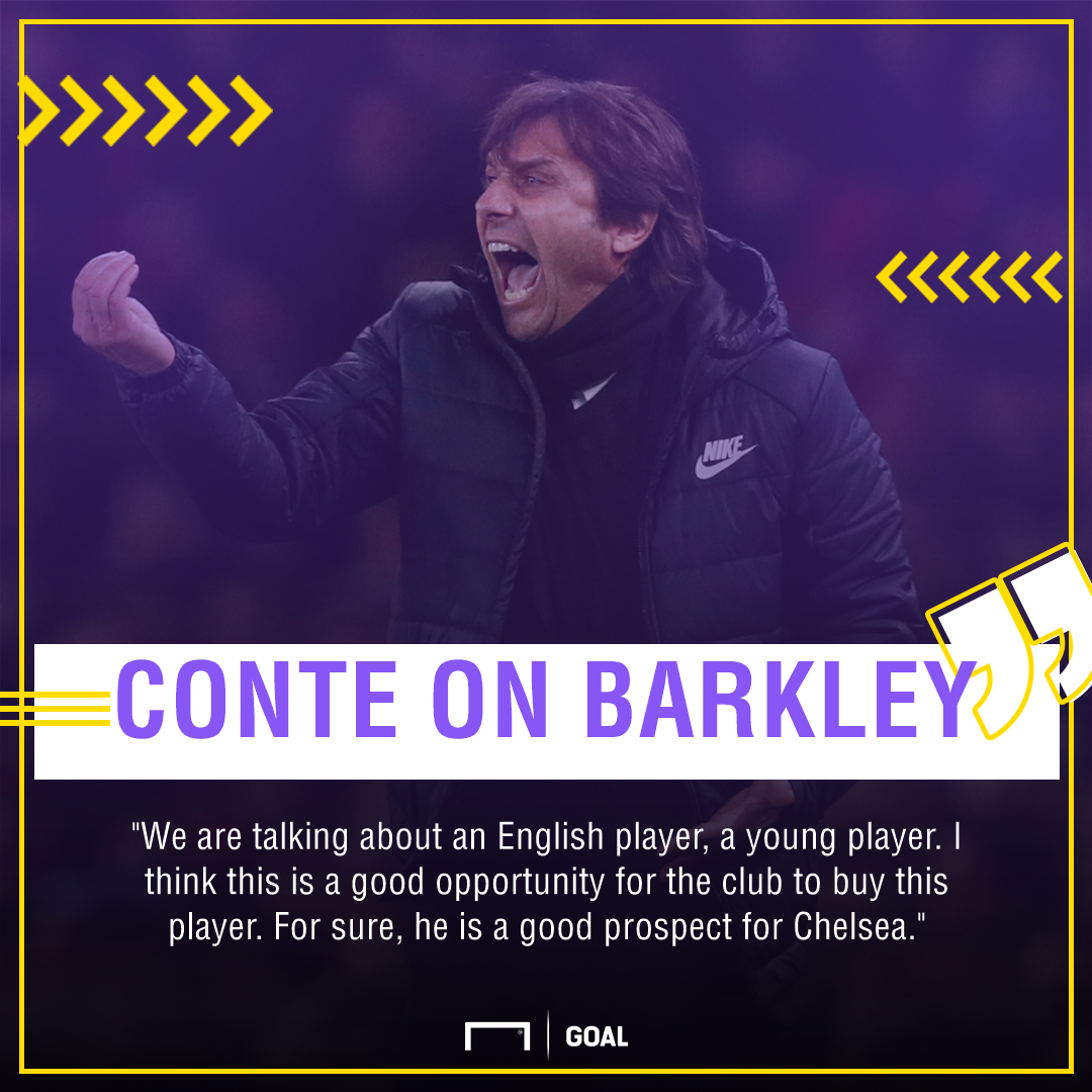 Antonio Conte Barkley PS
