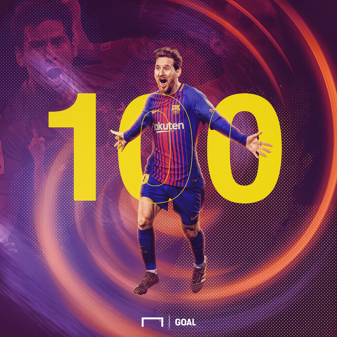 MESSI 100 PS