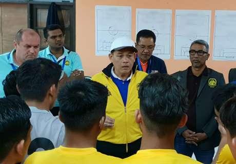 Malaysia beat Myanmar to emerge as AFF U19 champions
