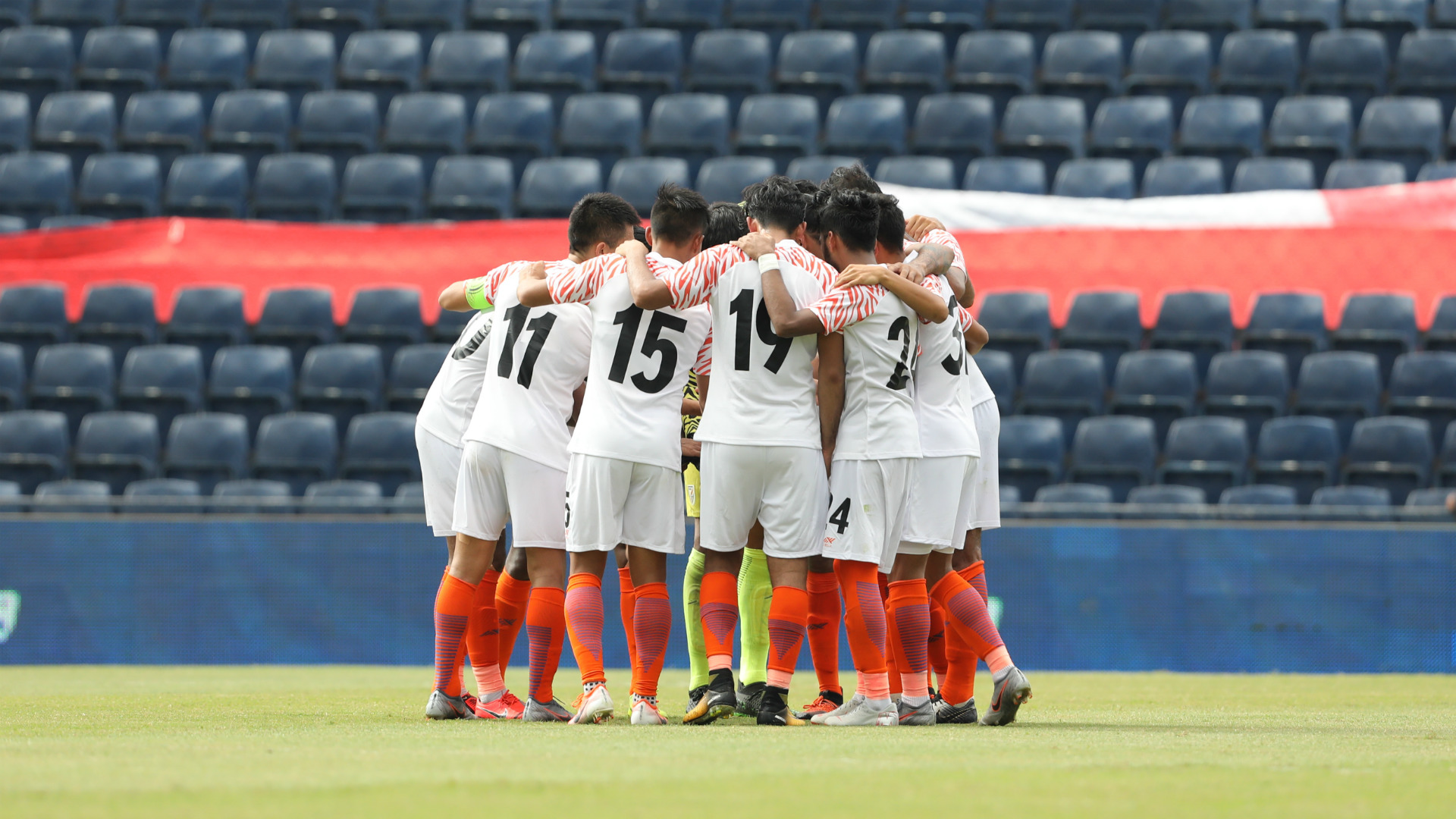 Indian national team King's Cup 2019