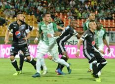 Atlético Nacional vs Millonarios Liga águila 16092017