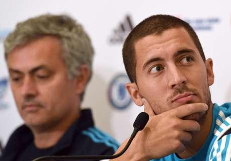 Mourinho: I would love Hazard at Man Utd!