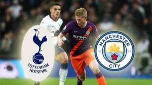 Tottenham Hotspur Manchester City TV LIVE STREAM Champions League