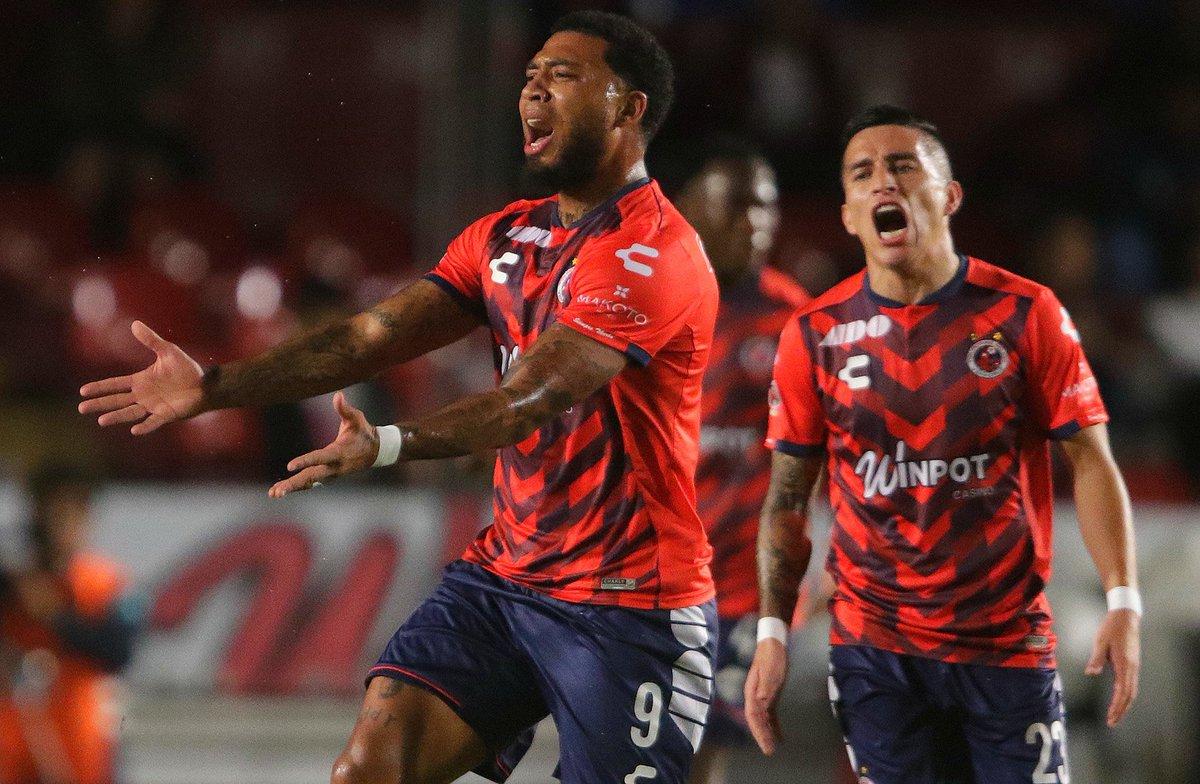 Colin Kazim Richards Veracruz 2019