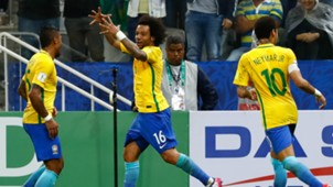 Marcelo Brazil v Paraguay World Cup qualifying 28032017
