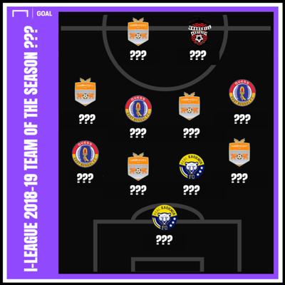 I-League team of the season?