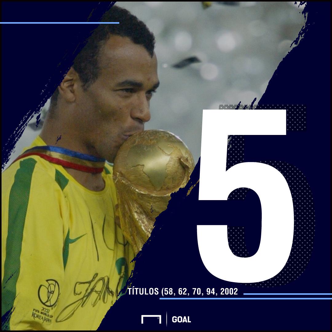 Todos os números da Seleção Brasileira em Copas do Mundo  8ead5969a6d92
