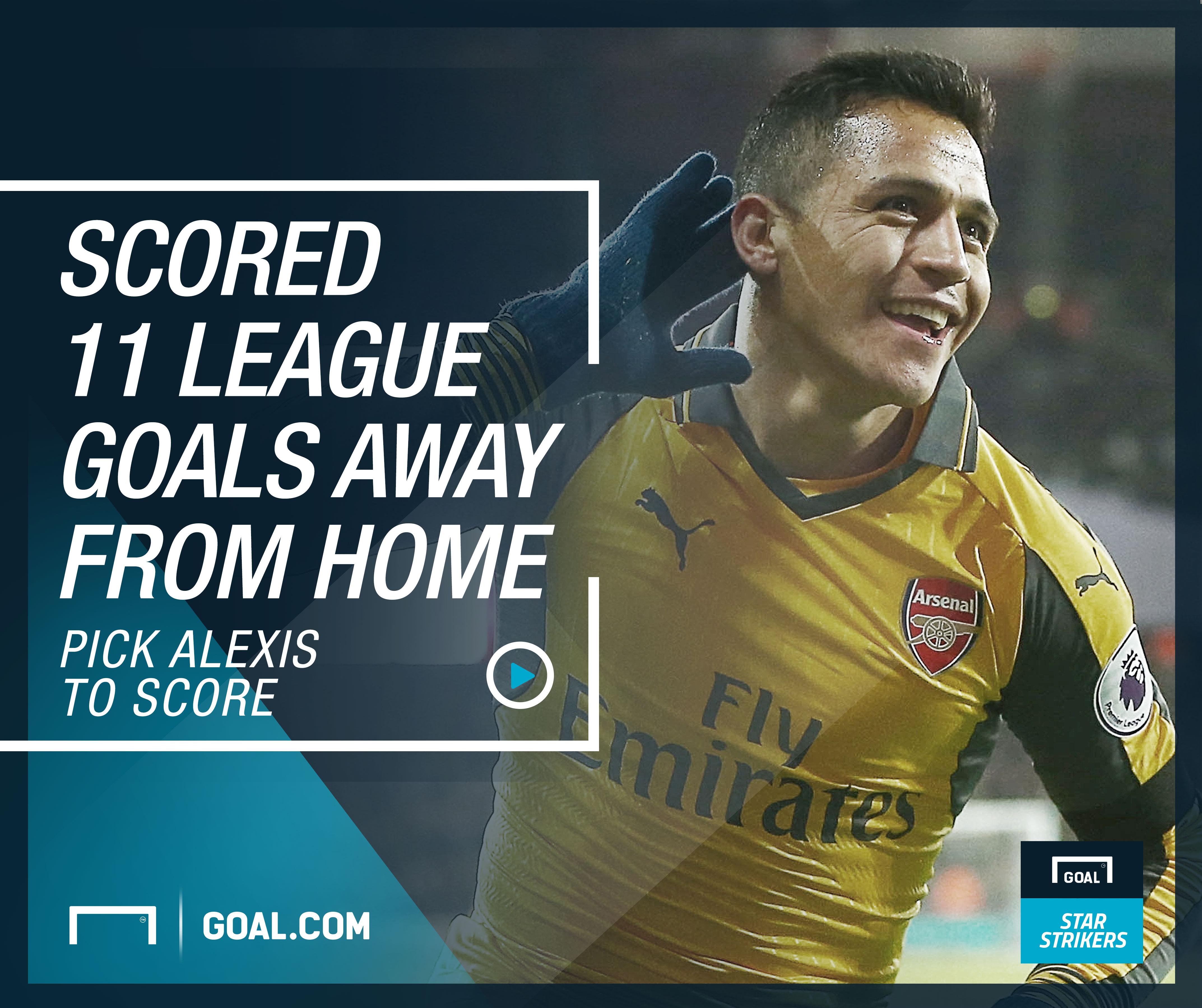 Goal Star Strikers - Alexis Sanchez