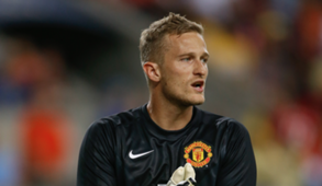 Lindegaard, Anders manchester united