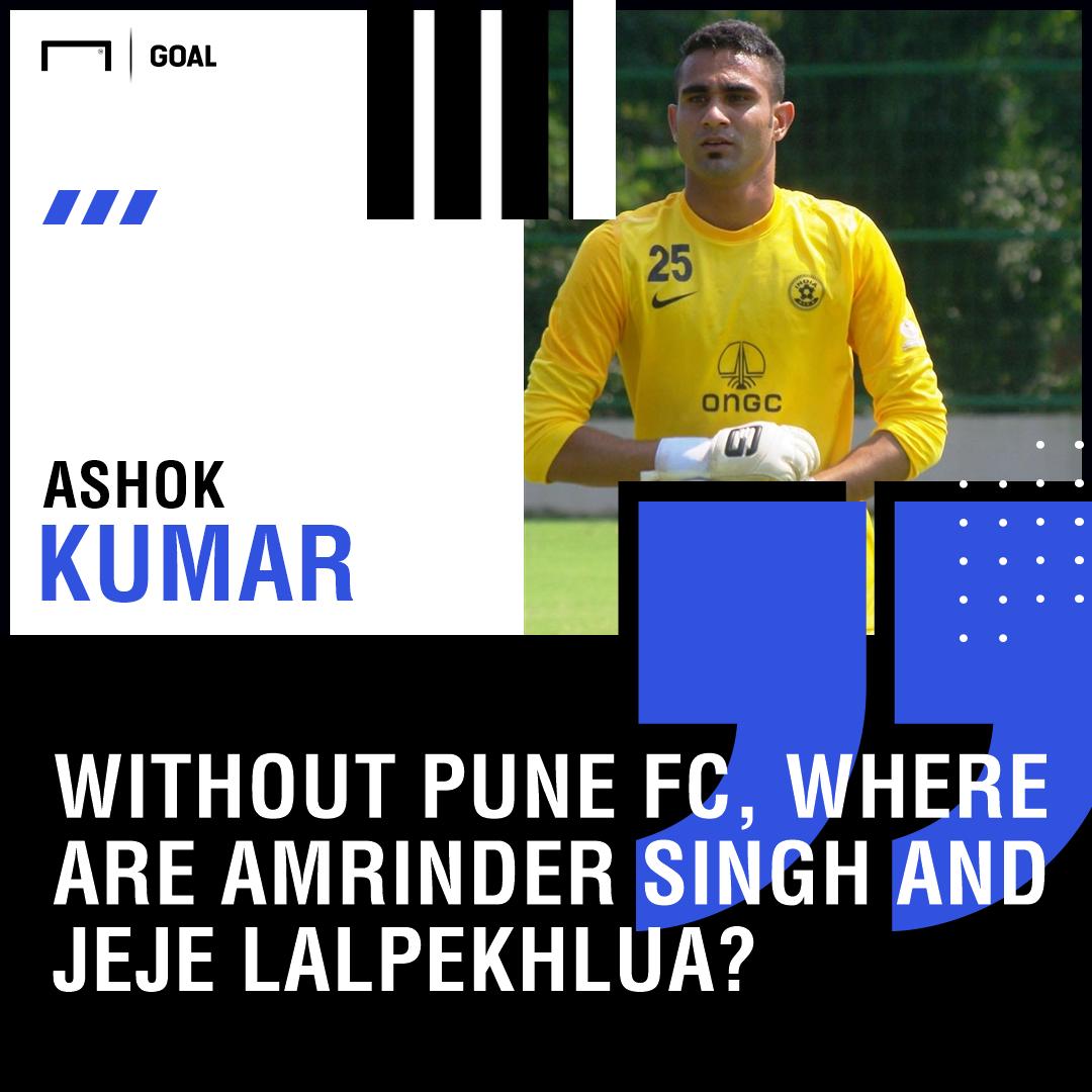 Amrinder Pune FC Ashok