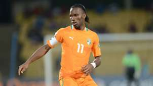Didier Drogba African Cup of Nations