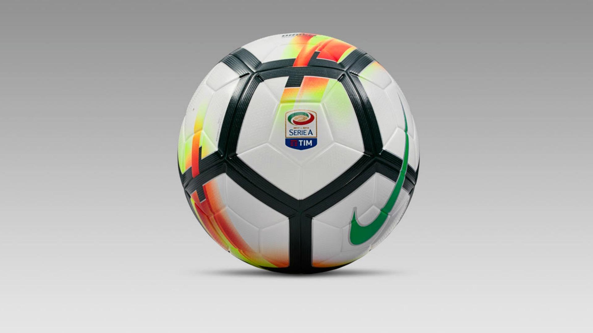 Serie A, svelato il nuovo pallone per la stagione 2017/2018