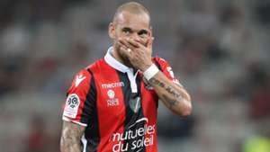 Wesley Sneijder Nice