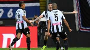 De Paul - Udinese