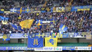 Verona Fans, Bentegodi Stadium
