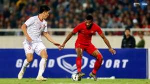 Marinus Wanewar U23 Vietnam U23 Indonesia AFC U23 Championship Qualifiers