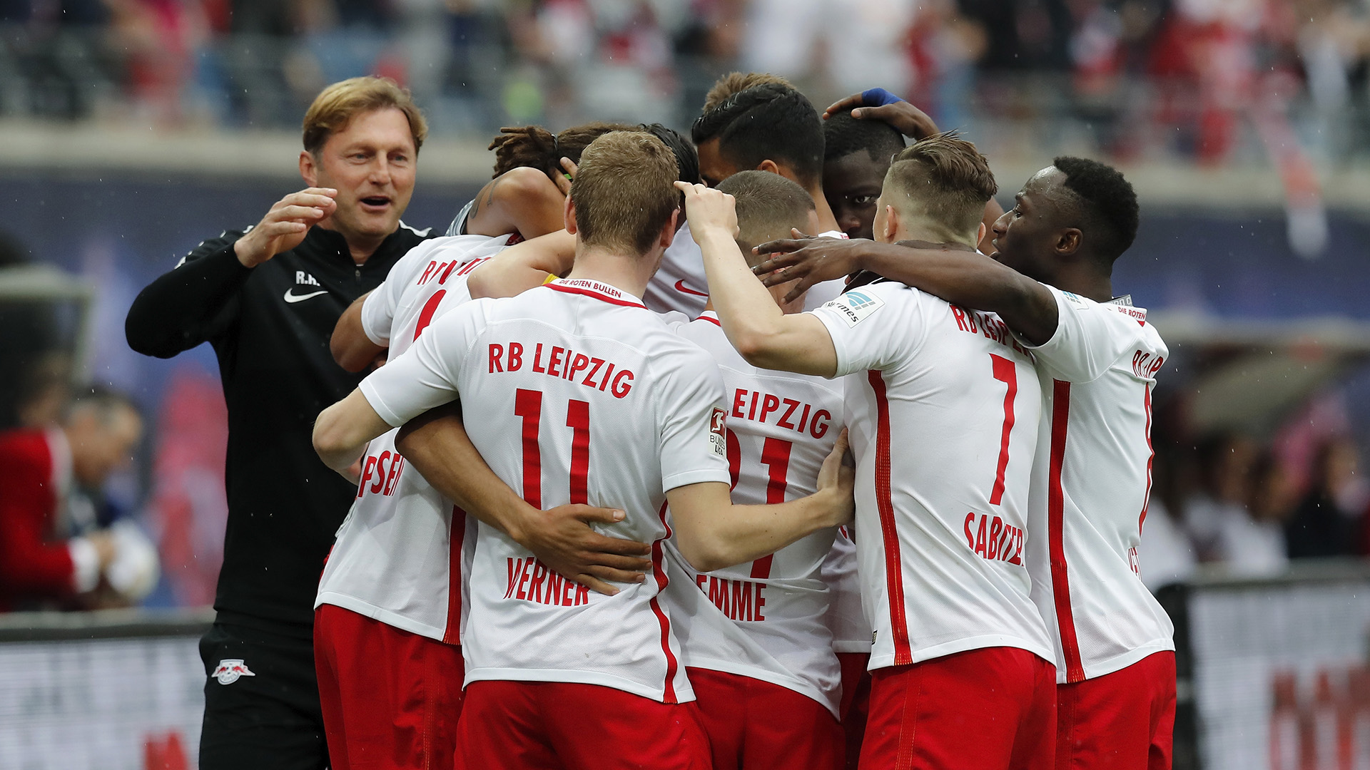 RB Leipzig Bayern Bundesliga