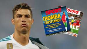 Cristiano Ronaldo Sport L'Equipe Press Review