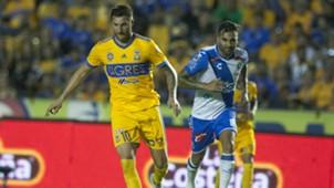 Gignac Tigres - Puebla Apertura 2017