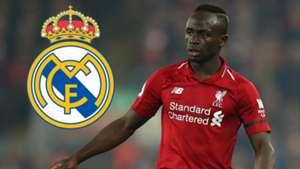 Liverpool está confiante: Mané não irá para o Real Madrid