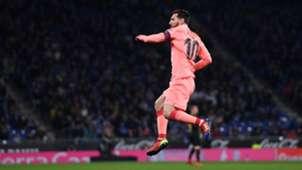 Lionel Messi Espanyol Barcelona LaLiga 08122018