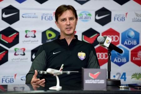 Joško Španjić - Al Ain, UAE