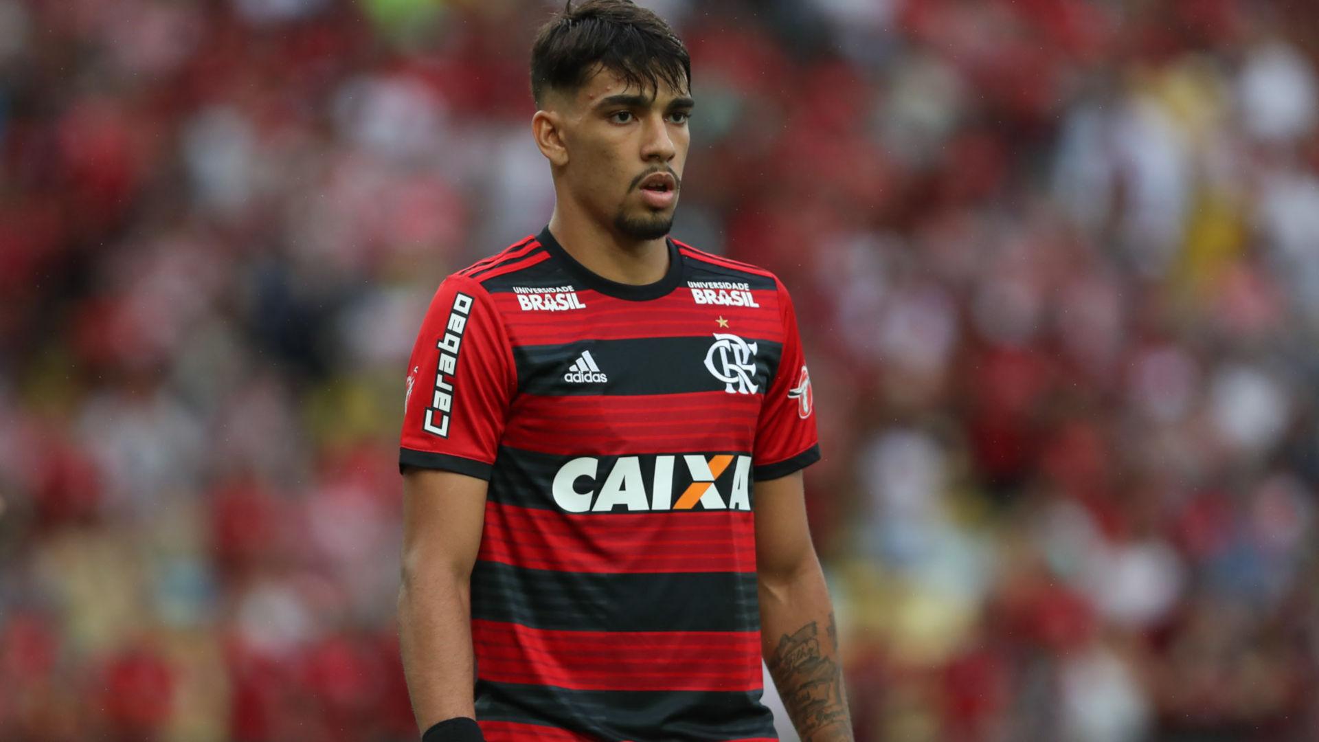 Lucas Paqueta Flamengo Corinthians Brasileirao Serie A 03062018