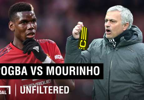 Video: Paul Pogba is Man Utd's de facto captain