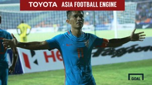 Sunil Chhetri - AFC Toyota