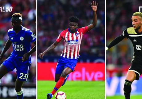 Goal 50: Which African midfielders could make the list in 2019?