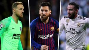 La Liga Team of the Season