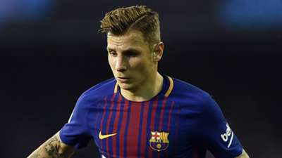 Lucas Digne Barcelona 2017-18