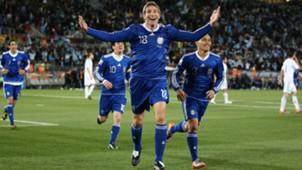 Martin Palermo Argentina World Cup 2010