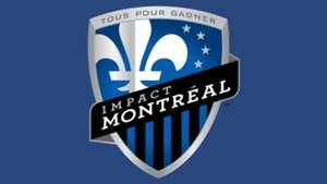 GFX Montreal Impact logo Panel